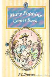 Mary Poppins Comes Back (angol-nyelvű) - Régikönyvek