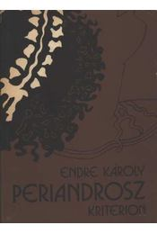 Periandrosz - Régikönyvek