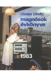 Mangnósok évkönyve 1983. - Régikönyvek