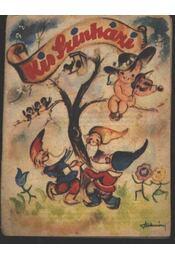 Kis Szinházi Élet 1937. 15. szám - Régikönyvek