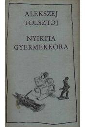 Nyikita gyermekkora - Régikönyvek