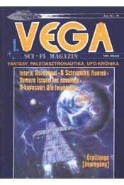 VEGA sci-fi magazin 1990. május I. évfolyam 1. szám - Régikönyvek