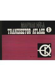 Tranzisztor-Atlasz 1-2. - Régikönyvek