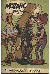 A megvadult csorda (Mozaik 1973-7) - Régikönyvek