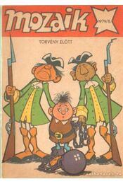 Törvény előtt (Mozaik 1979/8.) - Régikönyvek