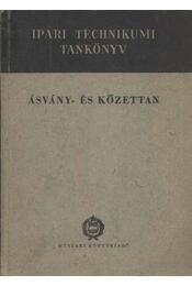 Ásvány- és kőzettan - Régikönyvek