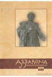 Arrabona - Múzeumi közlemények 2005. 43/2. - Régikönyvek