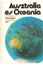 Ausztrália és Óceánia - Régikönyvek
