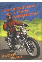 Hogyan javíthatom a motorkerékpáromat? - Régikönyvek