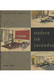 Modern lakberendezés - Régikönyvek