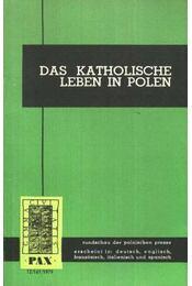 Das katholische leben in polen - Régikönyvek