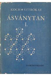 Ásványtan I-II. - Régikönyvek
