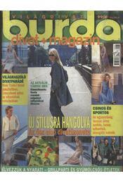 Burda 1999/8. augusztus - Régikönyvek