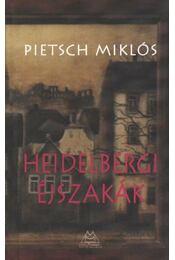 Heidelbergi éjszakák - Régikönyvek