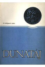 Dunatáj IV. évfolyam 4. szám - Régikönyvek