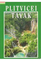 Plitvicei tavak - Bozicevic, Srecko - Régikönyvek