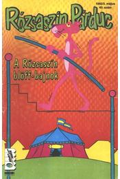 Rózsaszín Párduc 40. szám 1992/3. május - Régikönyvek