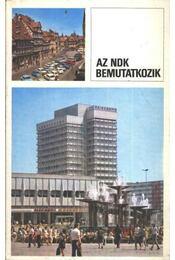 Az NDK bemutatkozik - Régikönyvek