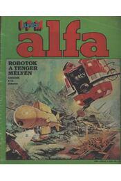 Alfa 1983. június - Régikönyvek
