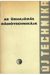 Az űrhajózás rádiótechnikája - Régikönyvek