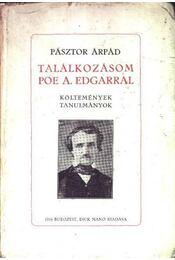 Találkozásom Poe A. Edgarral - Régikönyvek