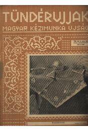 Tündérujjak 1932. augusztus VIII. évf. 8. szám - Régikönyvek