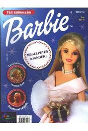Barbie 2003/tél téli különszám - Régikönyvek