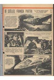 Jó széllel francia partra ( Füles1986. 6-18 szám 1- 13 rész ) - Régikönyvek