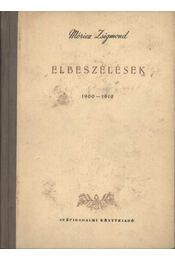 Elbeszélések - Móricz - Régikönyvek