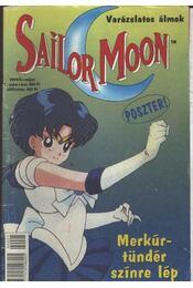 Salior Moon 1999/5 május 3.szám - Régikönyvek