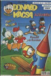 Donald Kacsa 2004/09. - Régikönyvek