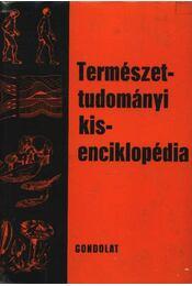 Természettudományi kisenciklopédia - Régikönyvek