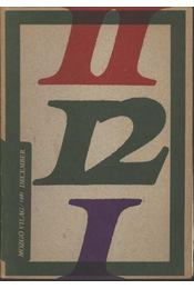 Mozgó Világ 1981/12. - Régikönyvek