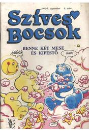 Szíves Bocsok 1991/5. 8. szám - Régikönyvek