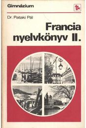 Francia nyelvkönyv II. - Régikönyvek