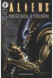Aliens 5. 1999/2. szám - Idegenek a Földön 1/6. - Régikönyvek