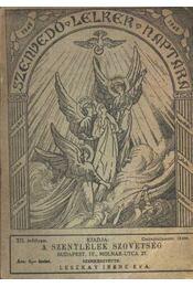 Szenvedő lelkek naptára 1948 - Régikönyvek