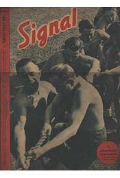 Signal 1943. jún. 1. füzet - Régikönyvek