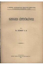 Szeged építőkövei - Régikönyvek