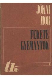 Fekete gyémántok - Régikönyvek