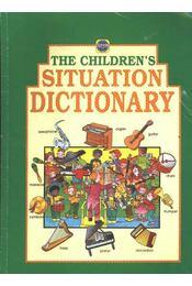 The children's Situation Dectionary - Régikönyvek