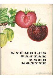 Gyümölcsfajták zsebkönyve - Régikönyvek