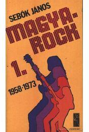 Magya-rock 1. - Régikönyvek