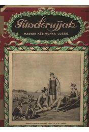 Tündérujjak 1926. május 13. szám - Régikönyvek