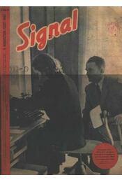 Signal 1943. aug. 1. füzet - Régikönyvek