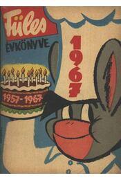 Füles évkönyve 1967 - Régikönyvek