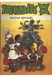 Boldog befejezés (Mozaik 1988/1) - Régikönyvek