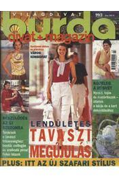 Burda divat+magazin - Régikönyvek