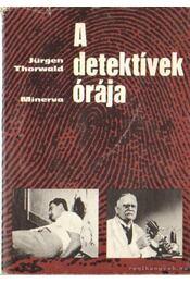 A detektívek órája - Régikönyvek