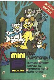 Mini Pajtás - Rejtvénymagazin - Régikönyvek